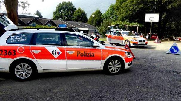 La Polizia cantonale sta cercando il rapinatore