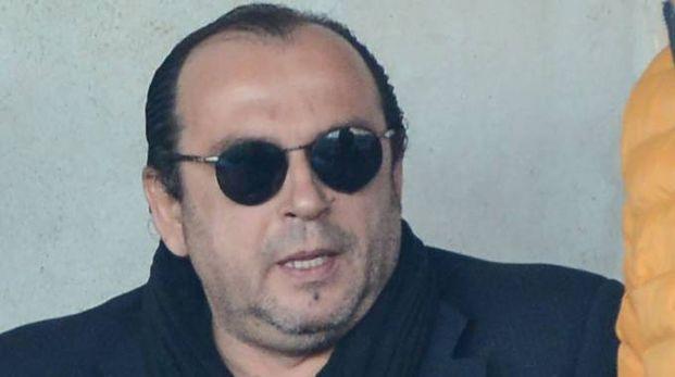 Il presidente Giuseppe Cerolini