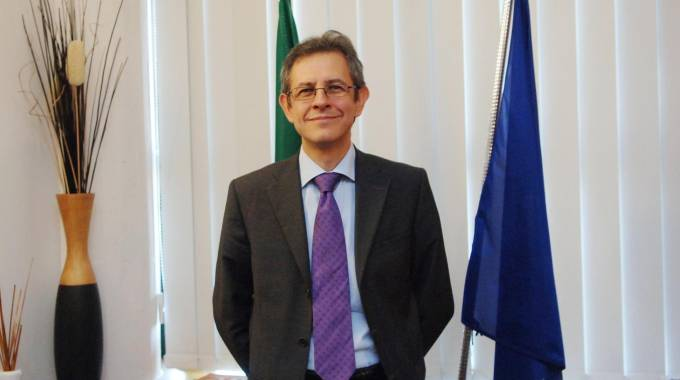 Giuseppe Bottasini, assessore all'Ambiente
