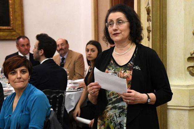 Lucia Gazzotti, prensidente di Centergross (Schicchi)