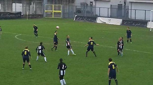 Cavenago Fanfulla in campo durante una partita