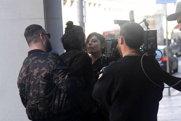 Antonia Truppo ha recitato anche nella serie 'La squadra' (Schicchi)