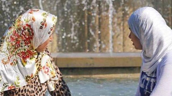 Risultati immagini per donne musulmane