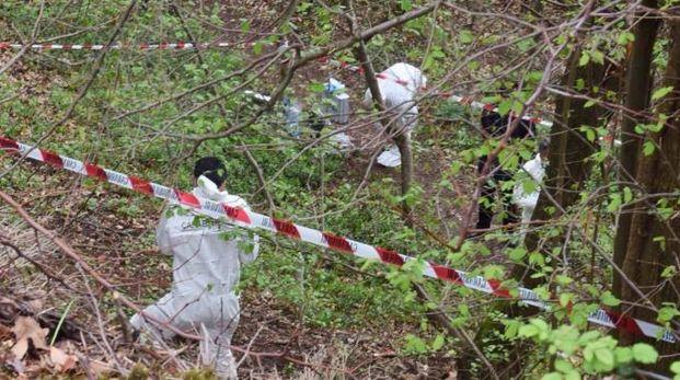 Cadavere trovato nel bosco (Cusa)