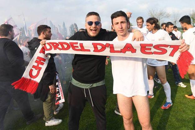 Il Rimini si guadagna la promozione in serie D con cinque turni d'anticipo (foto Schicchi)