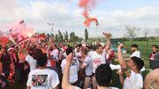 Il Rimini ha battuto il Corticella ed è stato promosso (foto Schicchi)