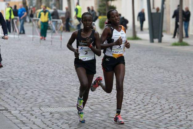 Le keniane (foto Donzelli)