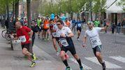 Un momento della corsa (foto Donzelli)