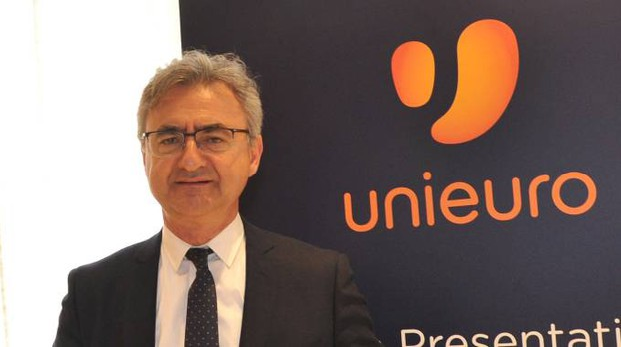 Giancarlo Nicosanti, presidente di Unieuro