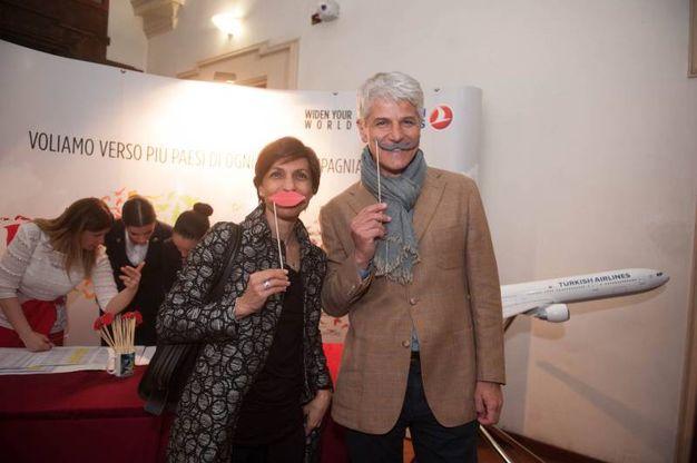 Augusto Persona e Rosanna Atzeni (foto Schicchi)