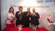 Gamze Sipahioglu,  Cristiano Zecchi, Simona Storchi, Ahmet Halid Kutluoglu (foto Schicchi)
