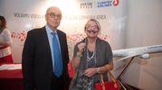 Gianmarco Bastia e Maria Difiore (foto Schicchi)