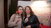 Simona Gabrielli con Marina Bellei (foto Schicchi)