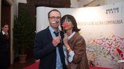 Alfredo Sangiorgi e la moglie (Schicchi)