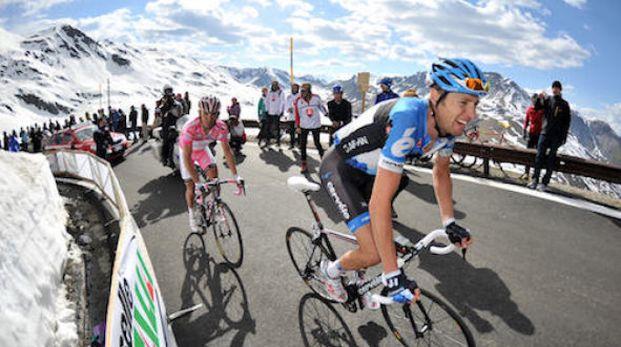 Bormio, Giro d'Italia (LaPresse)