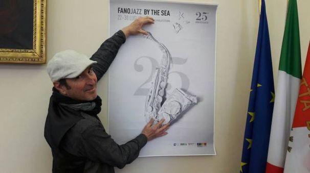 Il direttore artistico Adriano Pedini