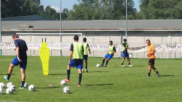 Il centro sportivo di Orsenigo