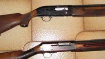 Fucili da caccia (foto di archivio)