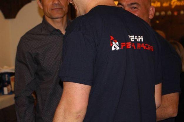 Team Piega Racing: la maglia ufficiale del Team (foto Ottaviani)