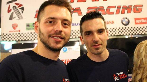 Team Piega Racing: i piloti Fanelli e Ghiselli pronti alle gare (foto Ottaviani)