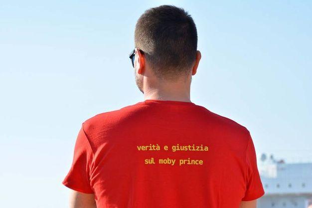 Traversata da Capraia a Livorno per le vittime del Moby Prince (Lanari)