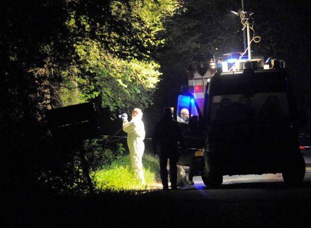 E' caccia all'uomo: nel pomeriggio Igor ha ucciso ancora (Foto Businesspress)