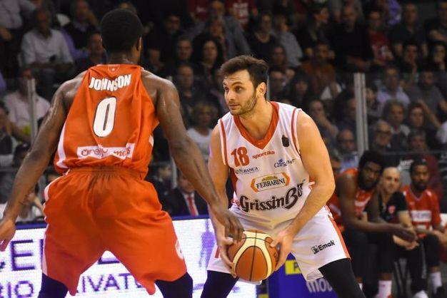 Stefano Gentile (foto Artioli)