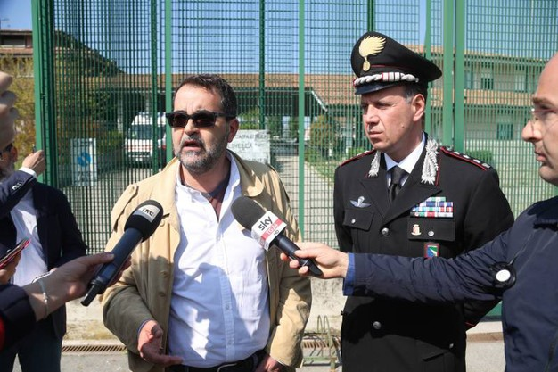 Il pm Marco Forte (Foto Schicchi)