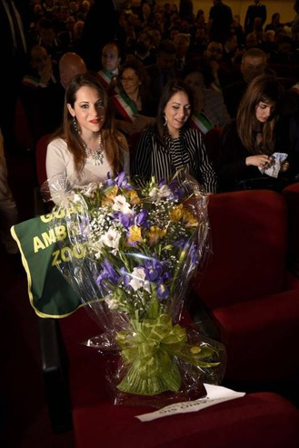 Verri doveva essere presente alla festa della polizia, per la premiazione della sua associazione (foto Businesspress)