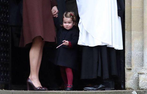 La principessa Charlotte (Afp)