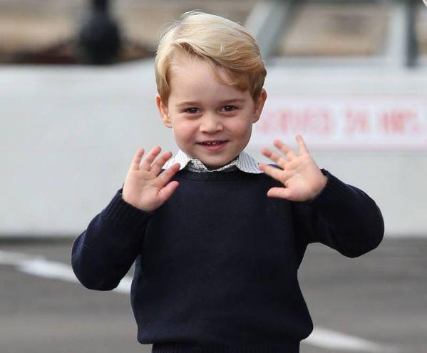 Il principe George (Lapresse)