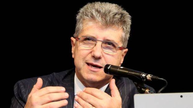 Il direttore Bruno Bossina