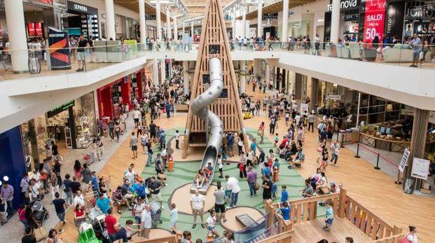 Il mall dei record