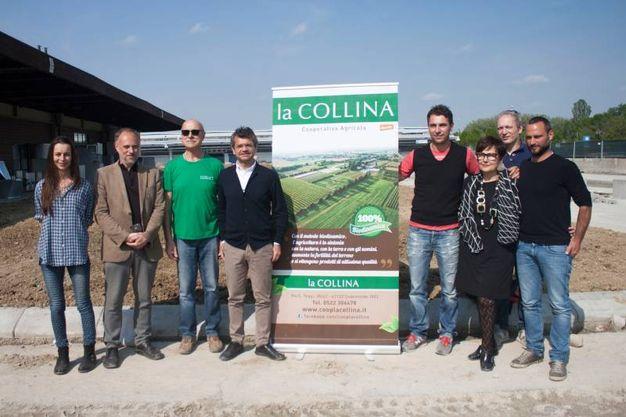Cooperativa La Collina, Caab, FICO EatalyWorld, Associazione Agricoltura Biodinamica