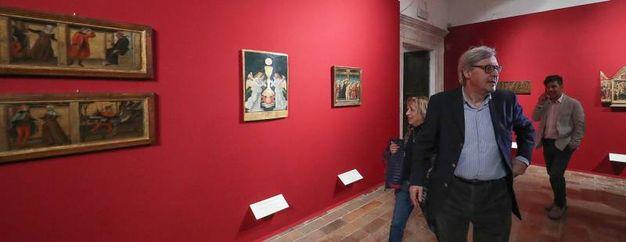 La sede urbinate di Rinascimento Segreto di Vittorio Sgarbi (Fotoprint)