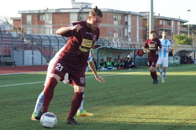 Pontedera-Giana Erminio, le foto della partita (Germogli)