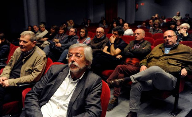 Il pubblico (foto Calavita)