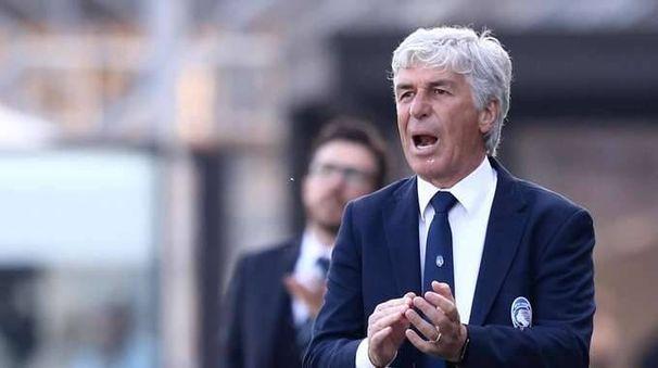 Gian Piero Gasperini, tecnico dell'Atalanta