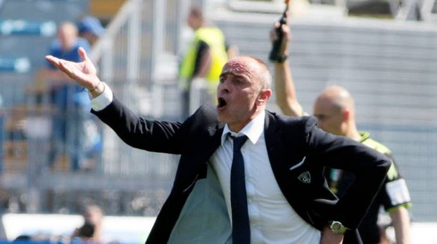Martusciello, allenatore dell'Empoli