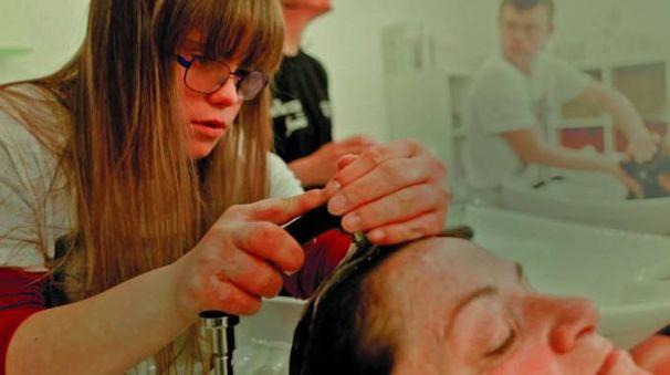 Sara Bellotto in azione