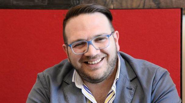 Lo chef stellato Agostino Iacobucci dell'hotel 'I Portici', tra i promotori dell'iniziativa