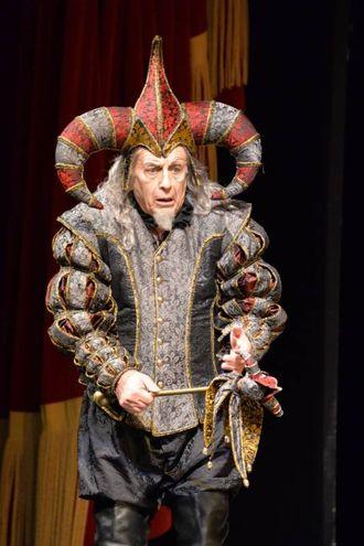 Leo Nucci, 600 volte Rigoletto