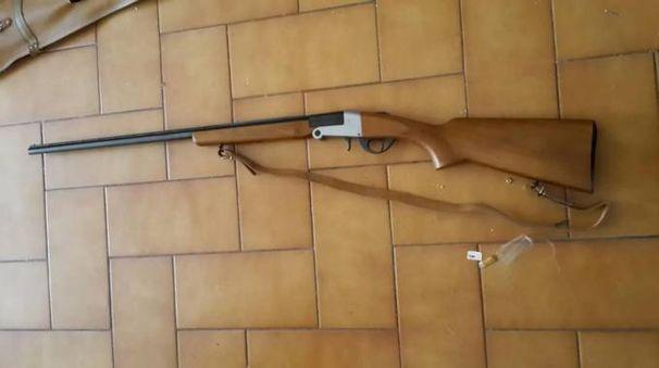 Un fucile