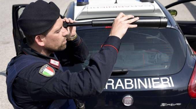 I reparti speciali dei carabinieri impegnati nella caccia al killer di Davide Fabbri (Budrio) e Valerio Verri (Portomaggiore)