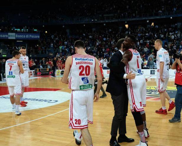 Finisce 83-67 per Pesaro (FotoPrint)