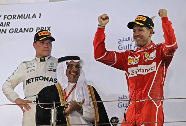 F1, il Gp del Bahrain (Afp)