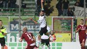 Cesena-Spezia 1-0, Garritano (foto Ravaglia)