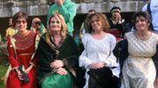 Le dame dei quattro rioni (foto Cappelli)