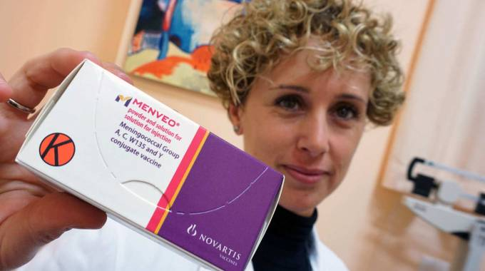 Un  vaccino contro la meningite
