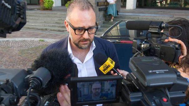 L'assessore alle Politiche per la legalità della Regione Emilia Romagna, Massimo Mezzetti